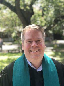 Rev. Dr. Kyle Walker
